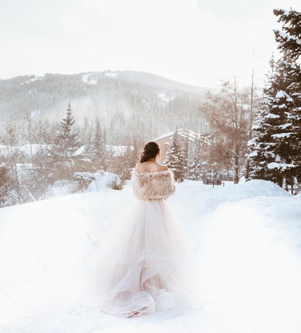 copper mountain wedding photography
