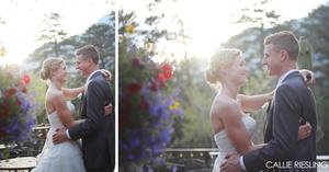 Della Terra Mountain Chateau Wedding Photographer - Estes Park Wedding Photographer