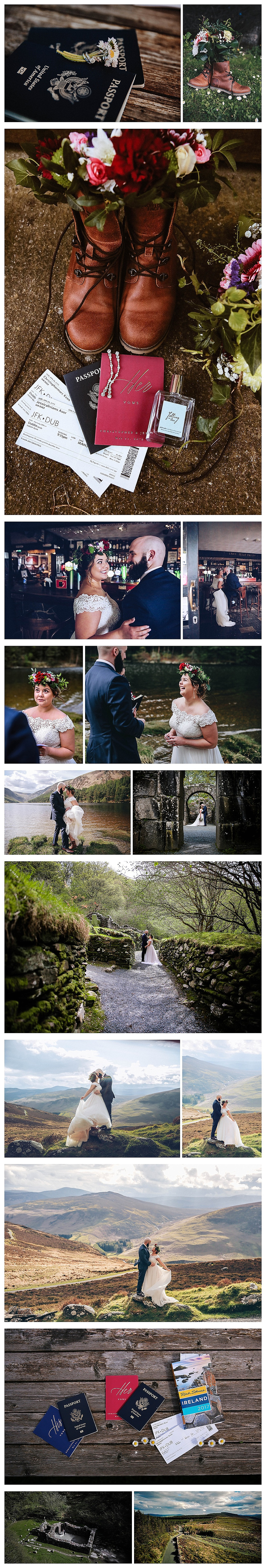 Ireland Elopement Photographer - Wicklow Wedding Photographer