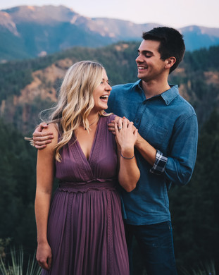 Colorado Weddng Photographer - Colorado Springs Engagement Session