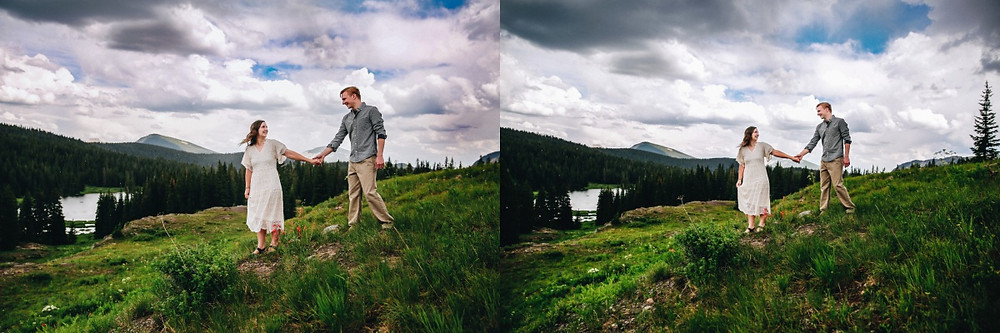 Vail Elopement Photographer
