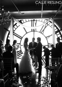 clock tower wedding photographer - destination wedding photographer