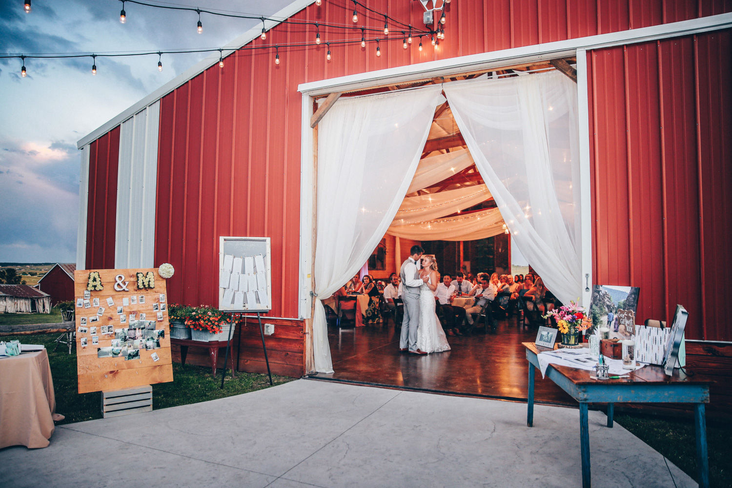 Younger Ranch Wedding