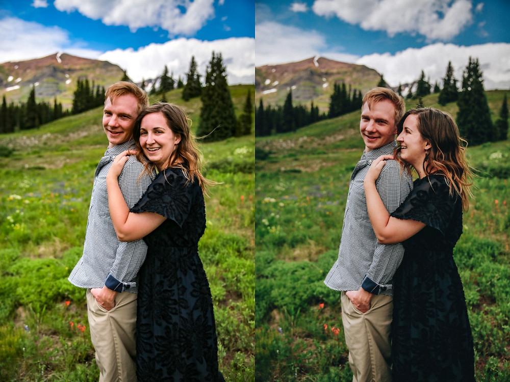Evergreen Wedding Photographer