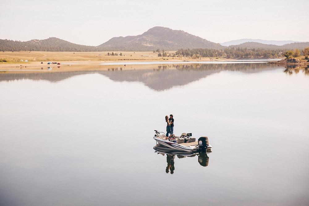 Colorado Fishing Engagement Inspiration