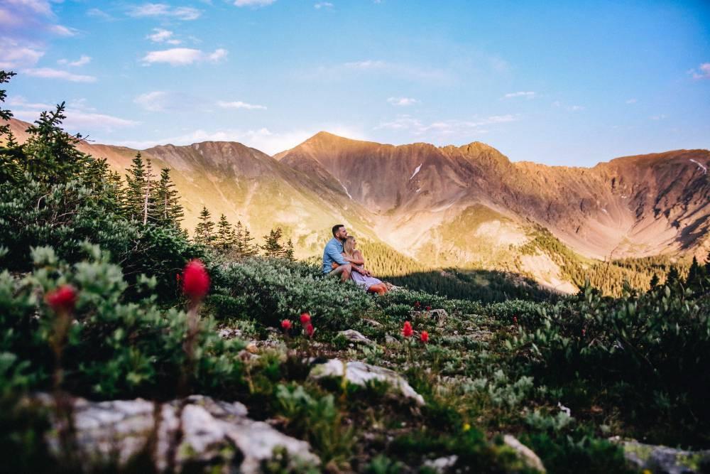 Loveland Pass Elopement Photographer