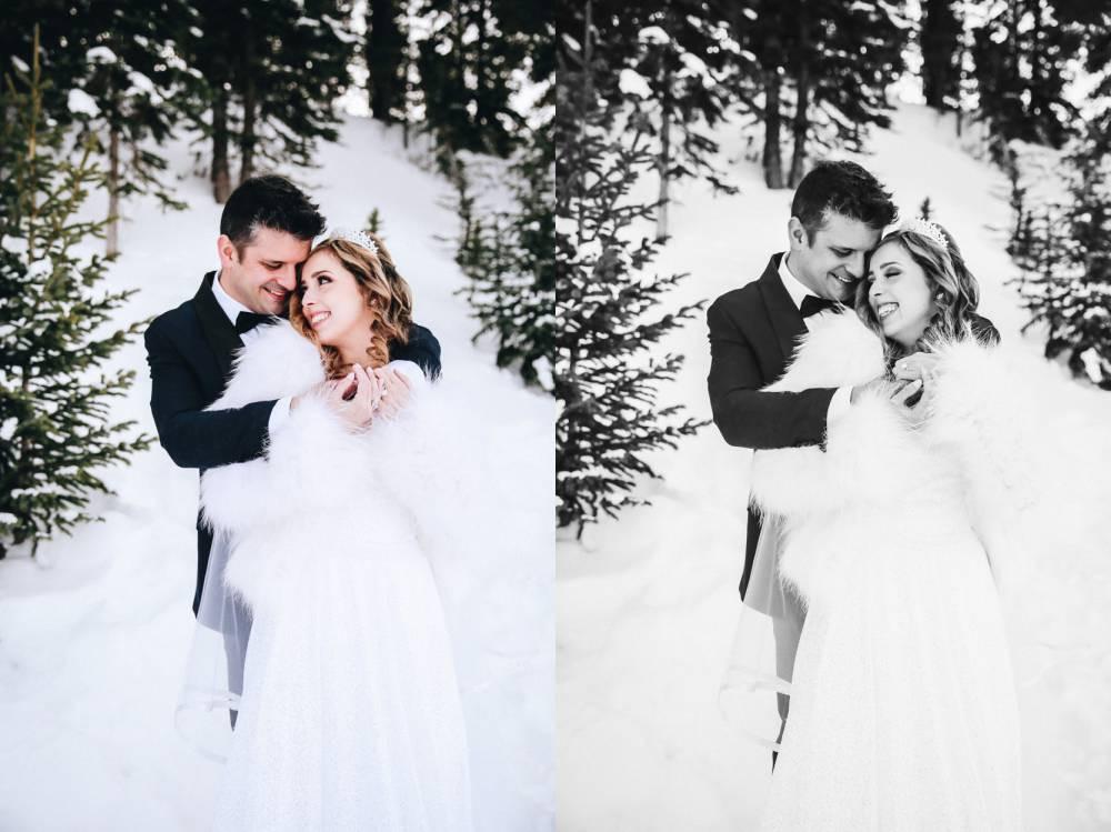 Breckenridge Winter Wedding Photographer