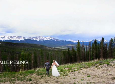 Dry Gulch Placer Wedding - Kevin + Tessa - Breckenridge Wedding Photographer