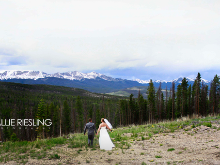 Dry Gulch Placer Wedding - Kevin + Tessa - Breckenridge Wedding Photographer