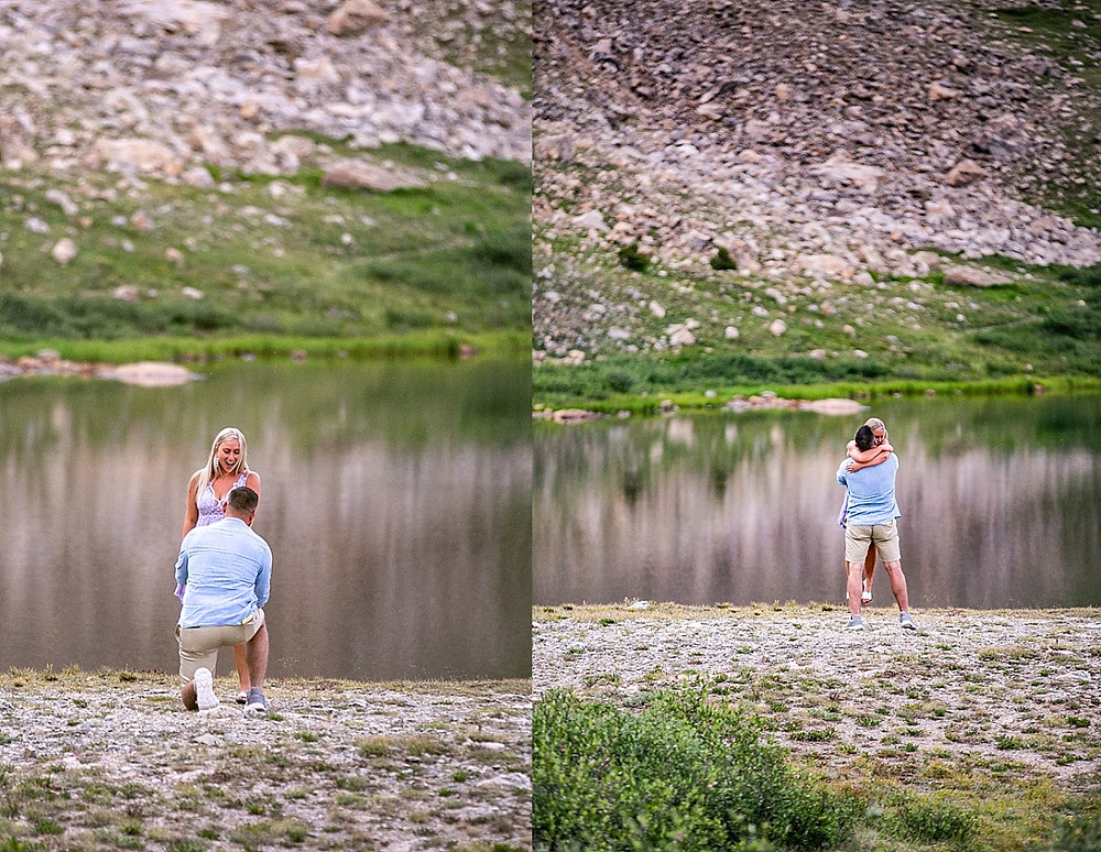 Colorado Springs Proposal Photographer