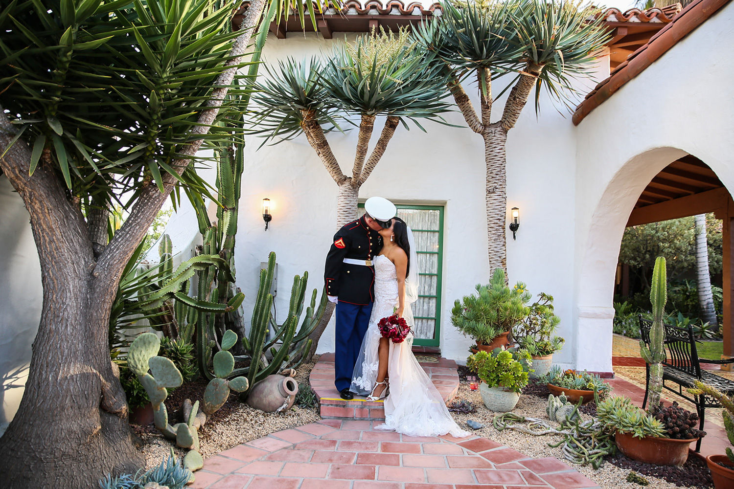 Casa Romantica Wedding PHotographer