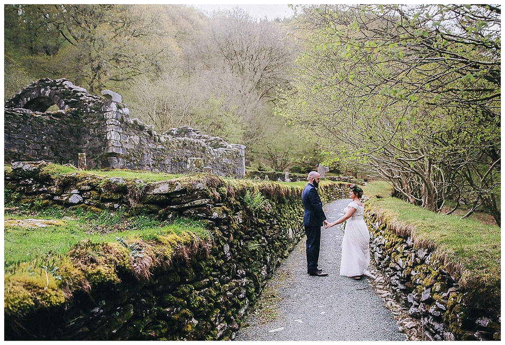 Irish Abbey Destination Wedding