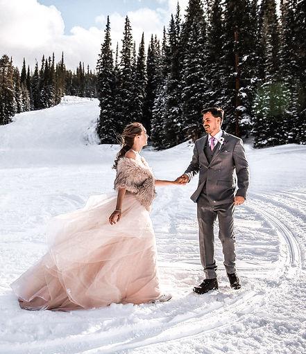Copper Mountain Wedding Photographer