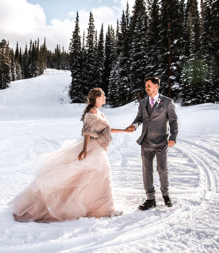 Copper Mountain Wedding Photographer