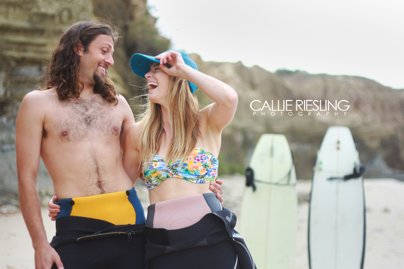 san diego engagement photographer - san clemente wedding photographer