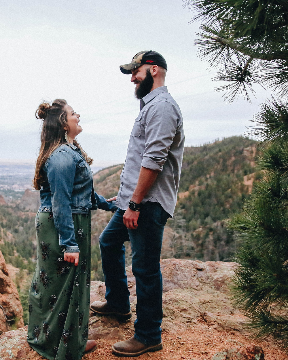 denver engagement photographers