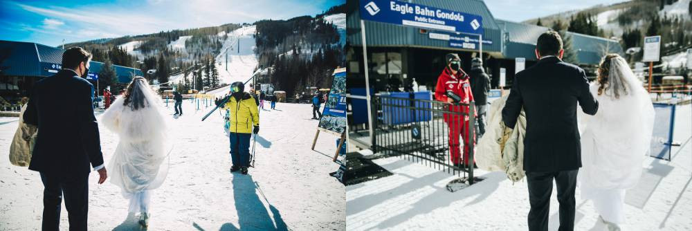 Vail Ski Wedding