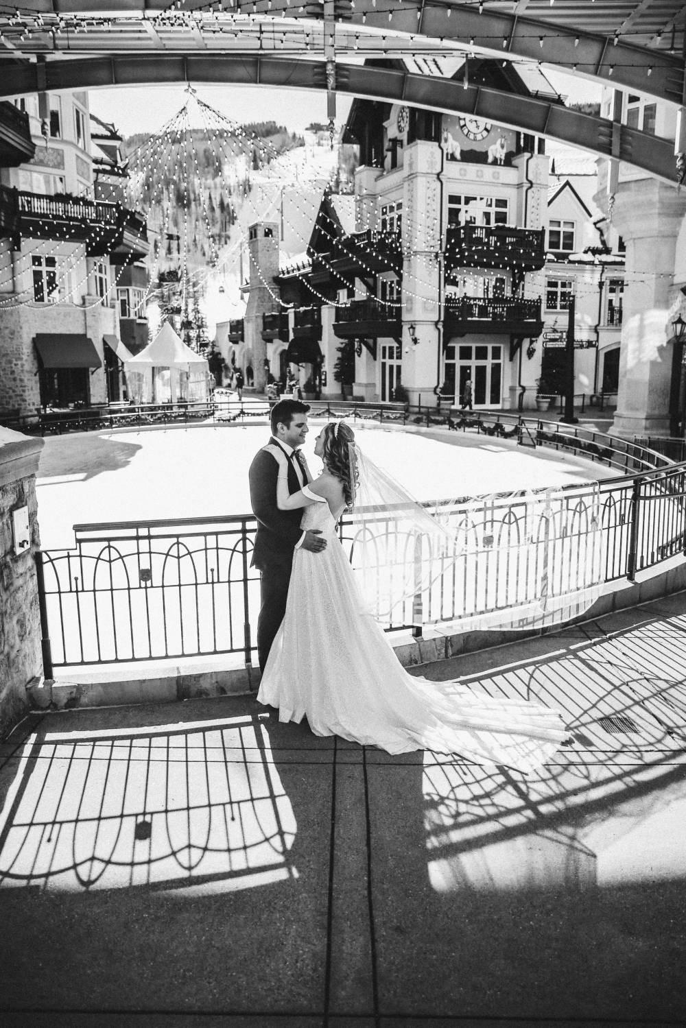 Arrabelle Vail Wedding Photographer