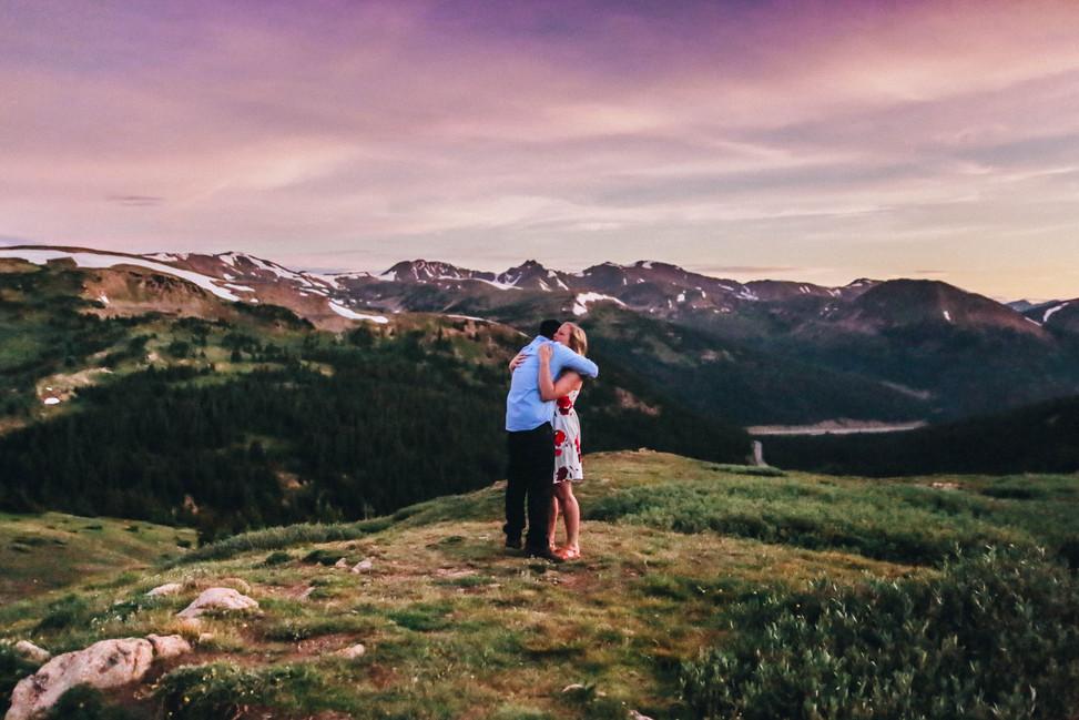 Breckenridge Engagement Photographer