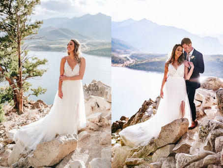 High Altitude Tips for Colorado Mountain Weddings, Elopements and Engagement Sessions