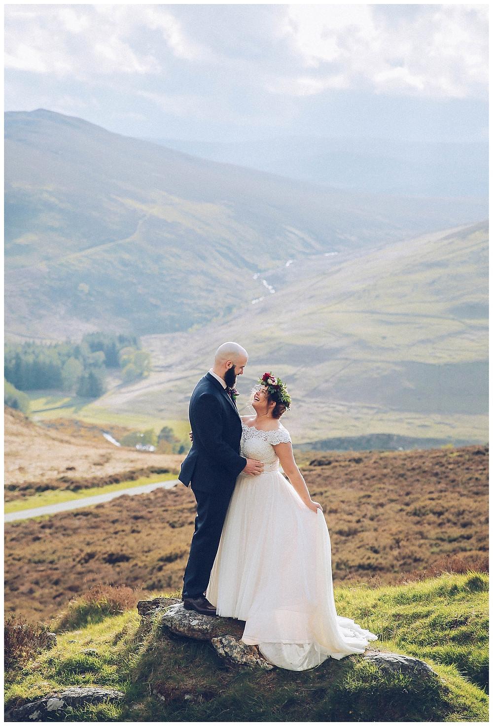 Colorado Intimate Wedding Photographer