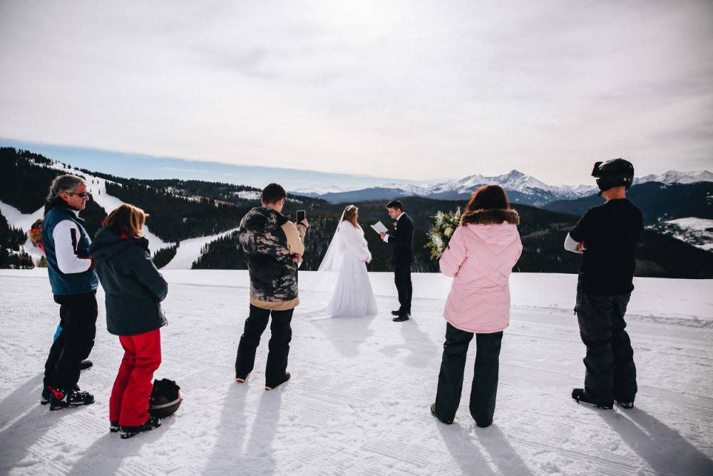Vail Intimate Wedding Photographer