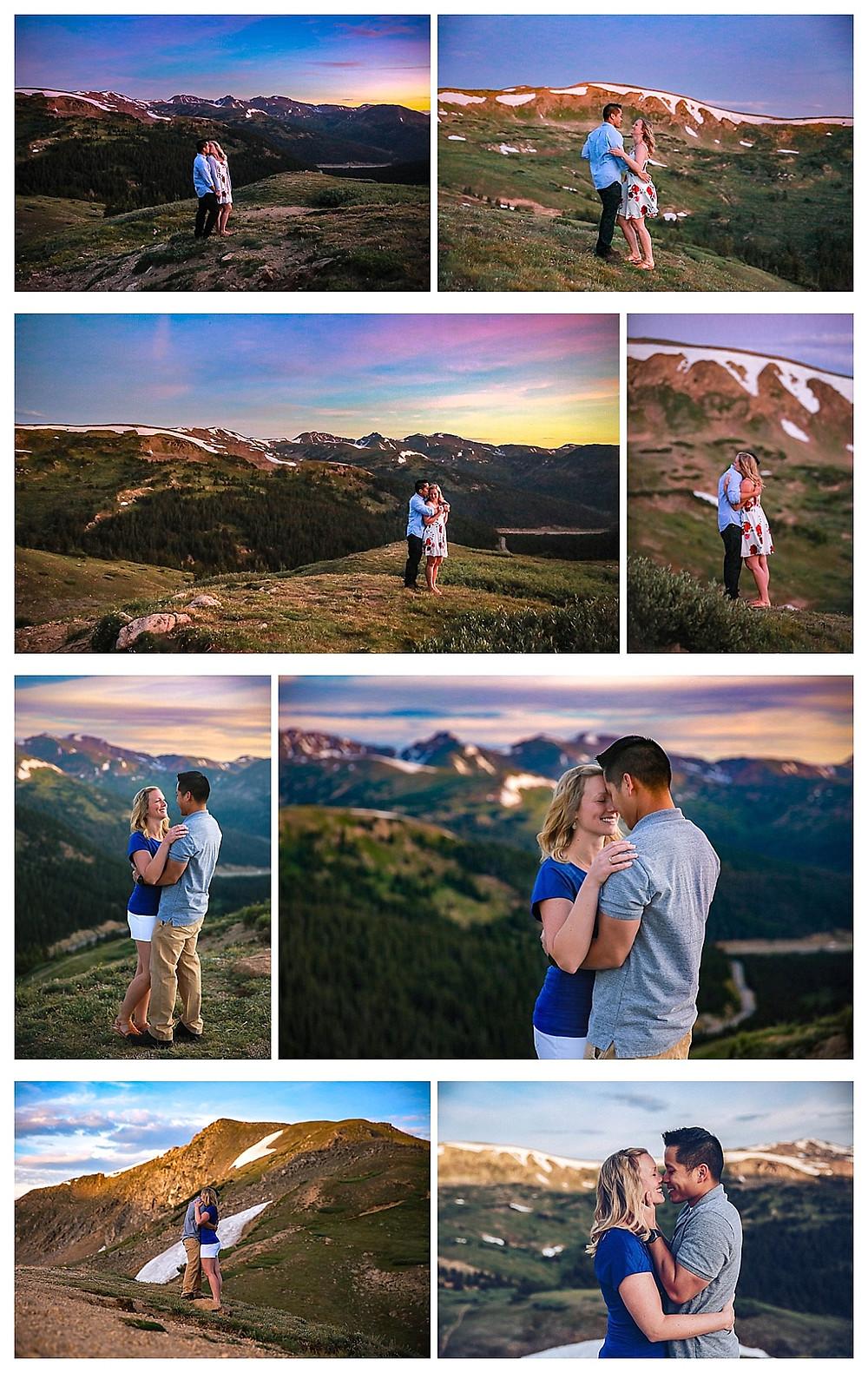 Loveland Pass Wedding Photographer