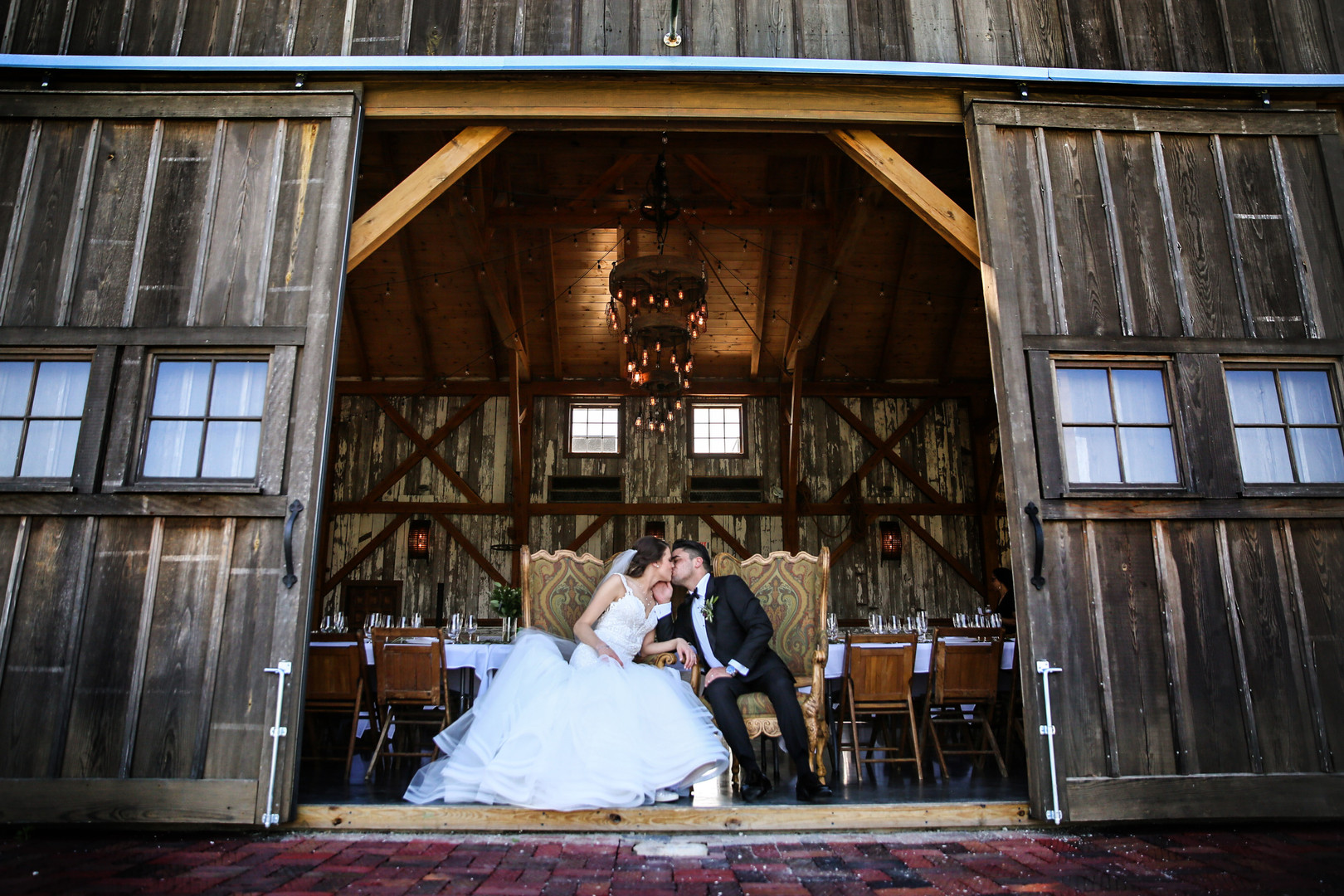 Kansas City Barn Wedding