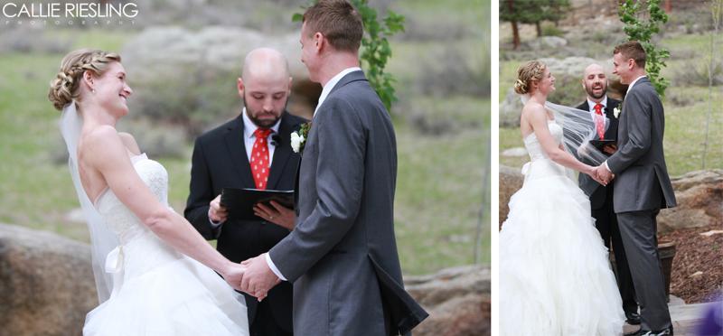 Della Terra Mountain Chateau Wedding Photographer - Estes Park Wedding Photography