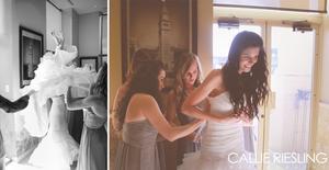 daniels and fisher clocktower - denver wedding photographer