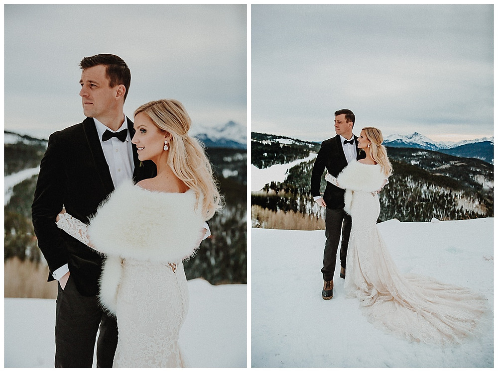 Colorado Winter Elopement