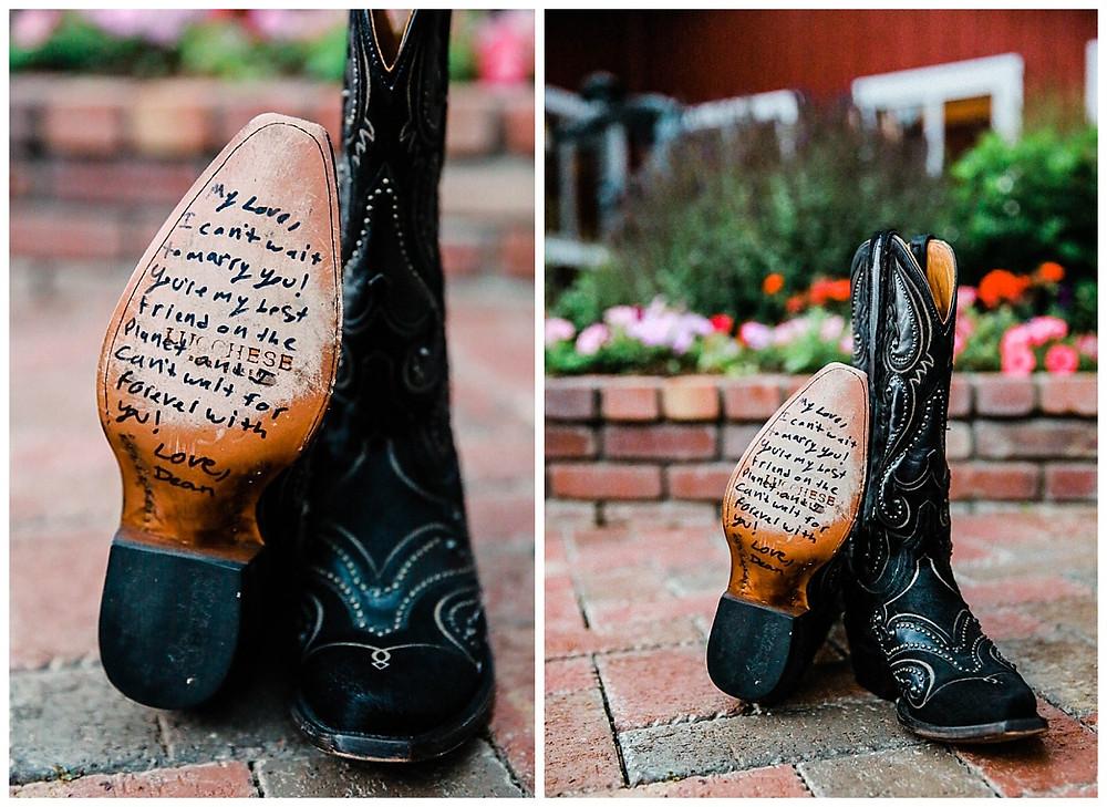 Rustic wedding Detail ideas