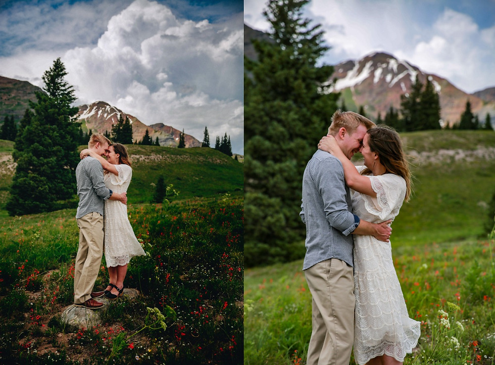 Colorado Adventure Elopement Wedding Photographer