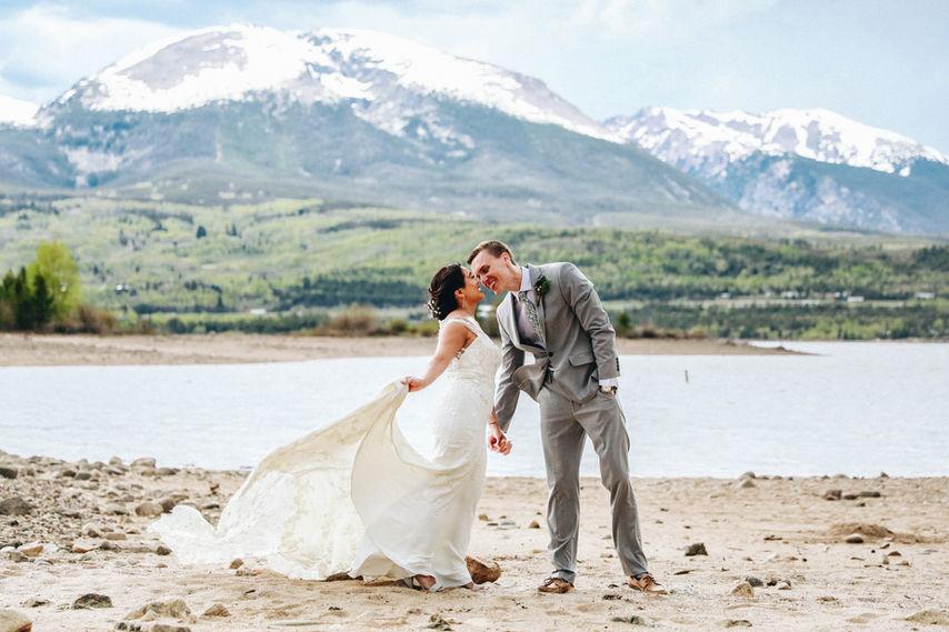 Lake Dillon Wedding Photographer