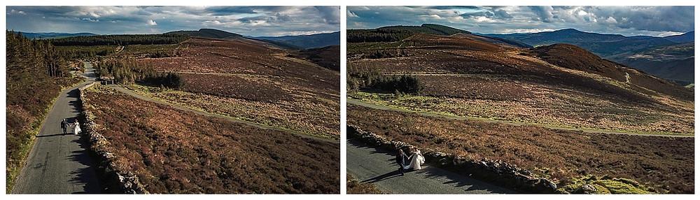 Ireland Drone Wedding Photographer