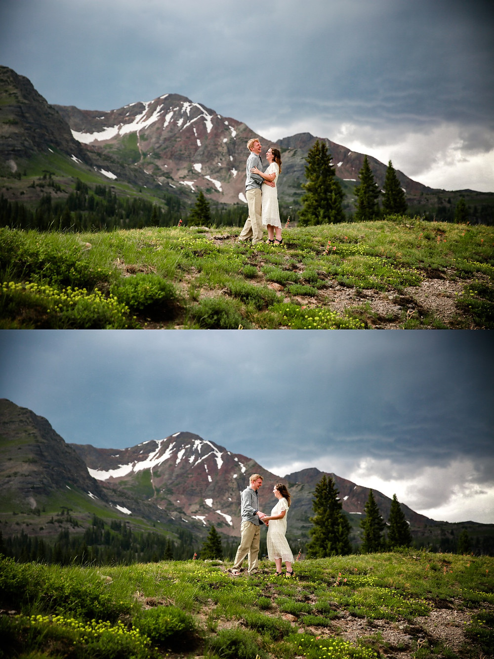 Vail Adventure Elopement Photographer