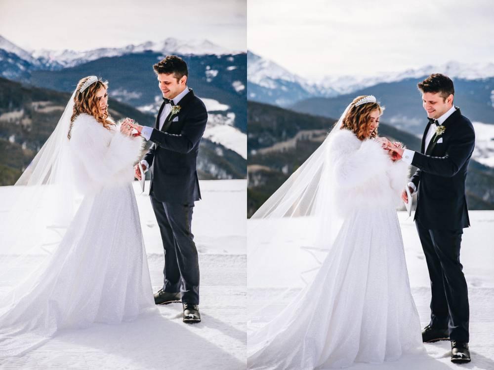 Vail Colorado Elopement Photographer