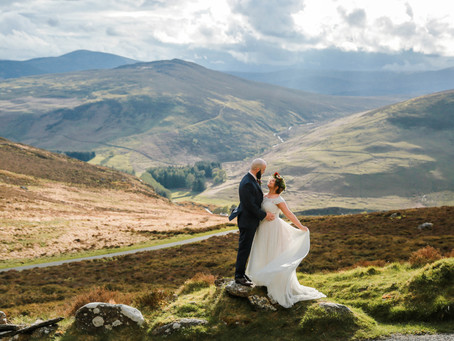 IRELAND ADVENTURE ELOPEMENT | DESTINATION ELOPEMENT PHOTOGRAPHER