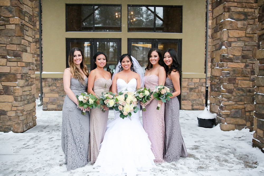 wedgewood bridal party