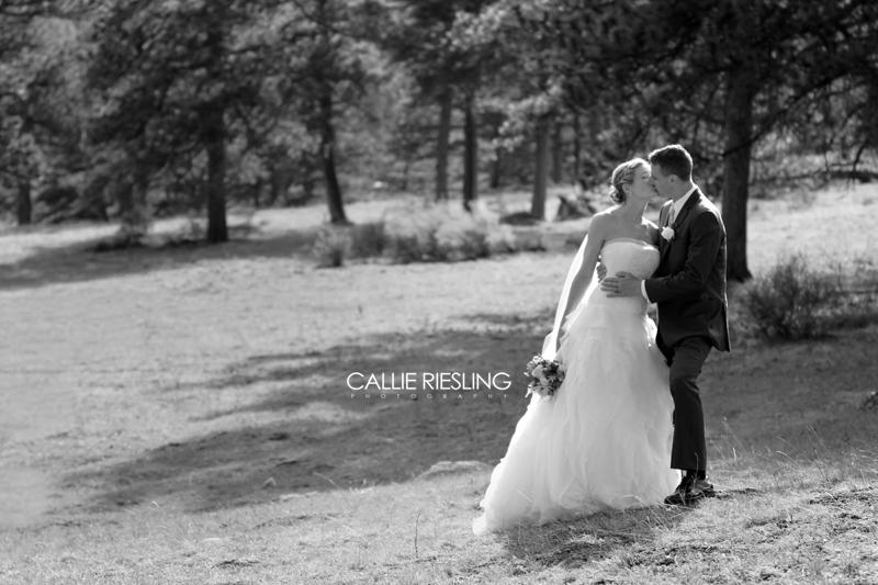 Della Terra Mountain Chateau Wedding Photography - Denver Wedding Photographer