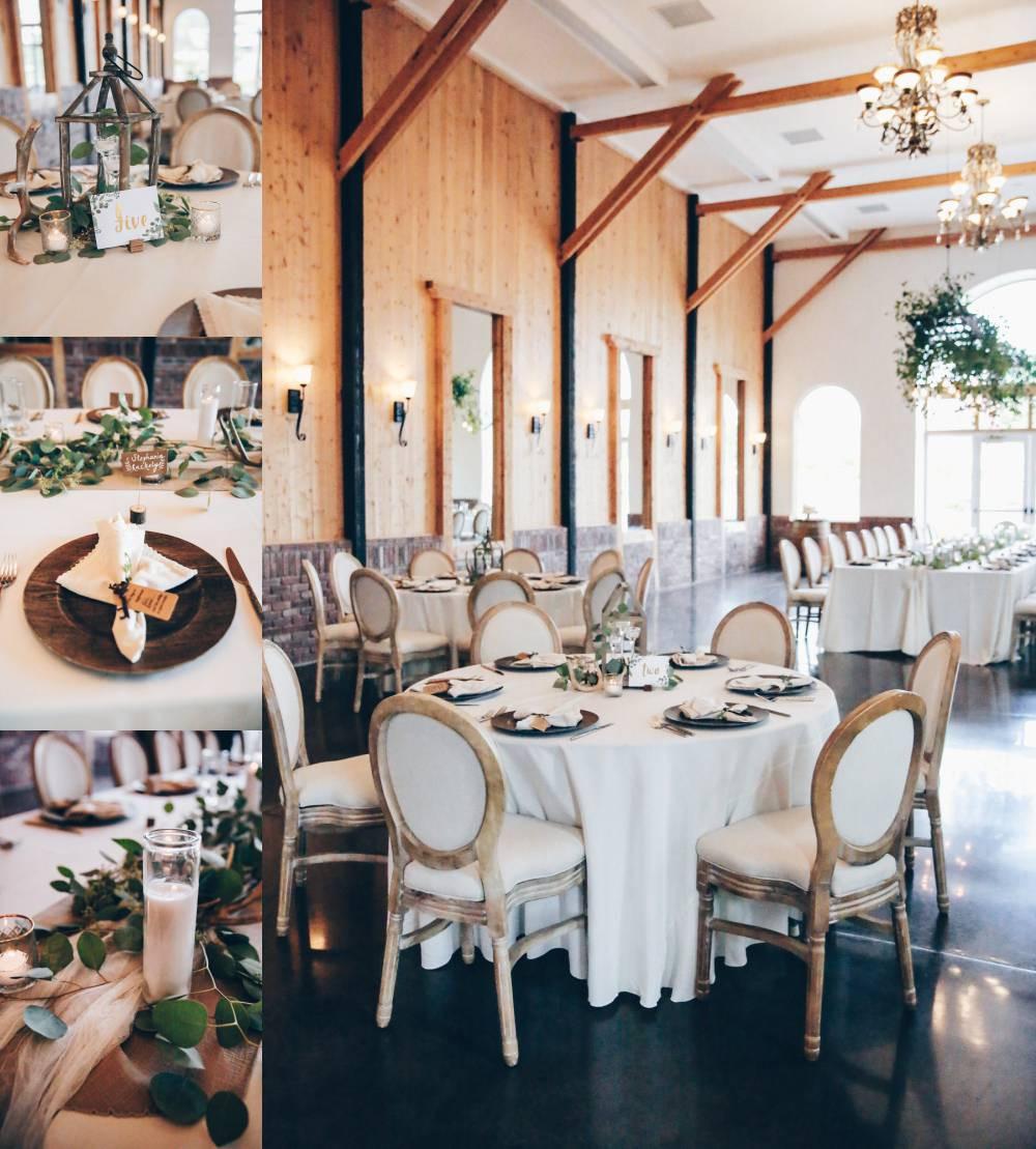 colorado springs wedding reception