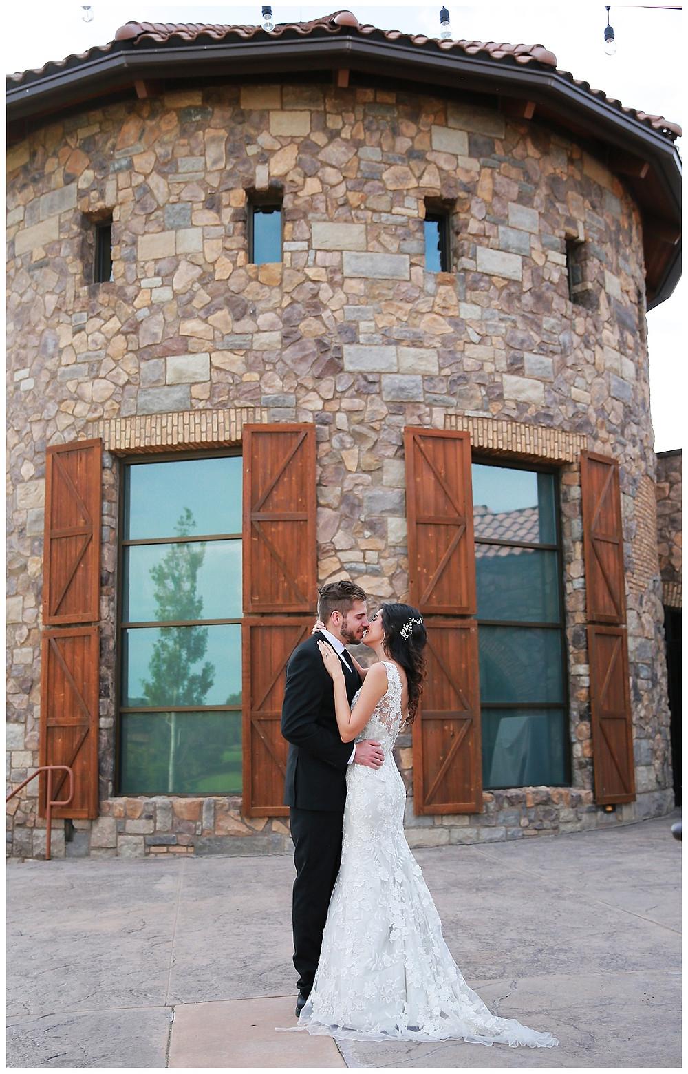 Colorado Springs Wedding Venue