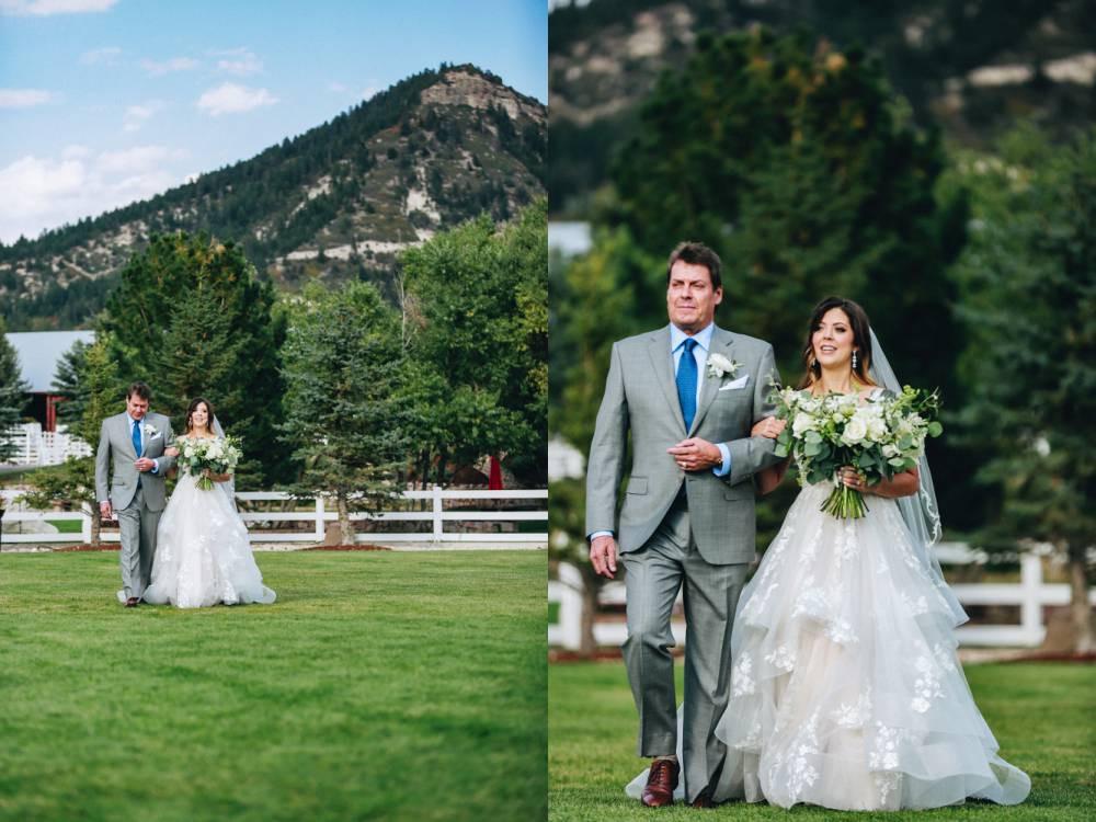 upscale boho bride