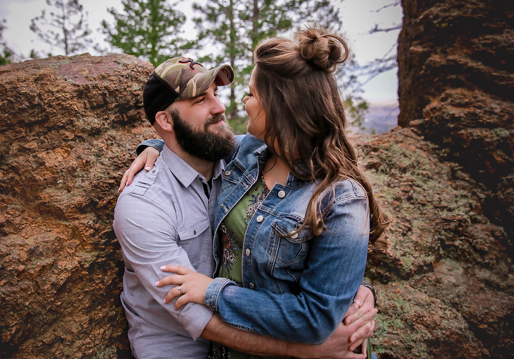 best rated colorado springs wedding photographers