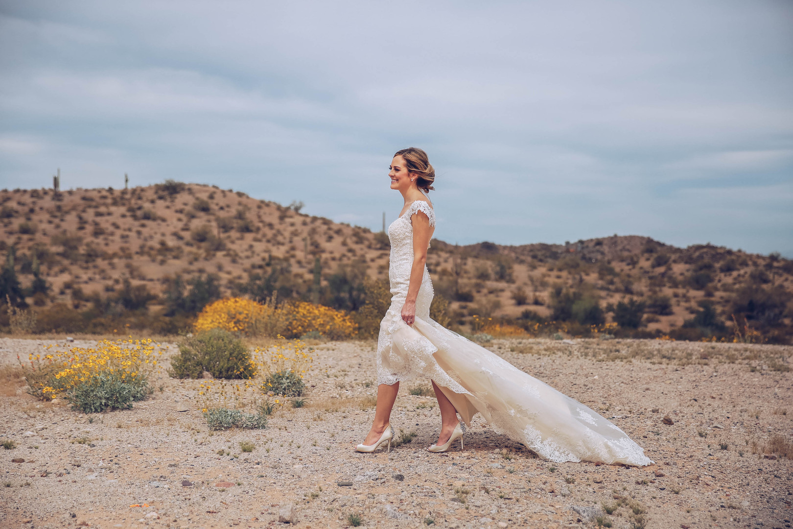 phoenix desert wedding