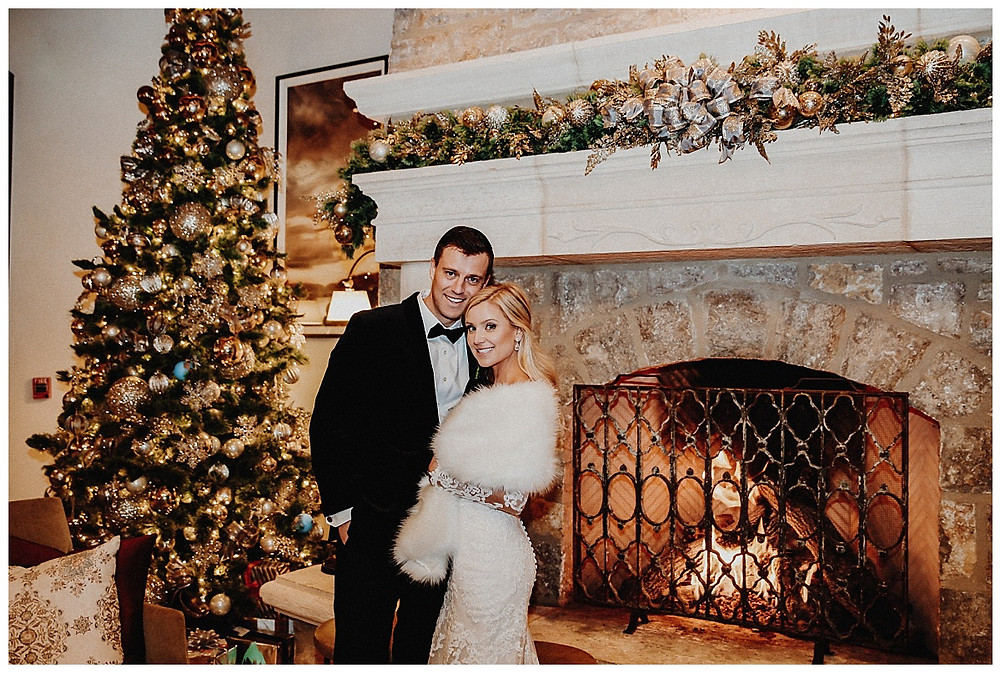 Arrabelle Vail Christmas Wedding