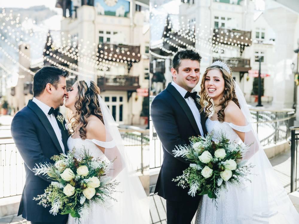 Vail Village Wedding Photographer