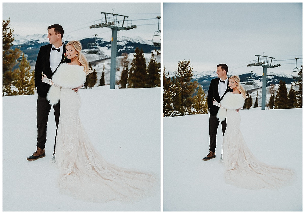 Colorado Ski Resort Wedding Photographer
