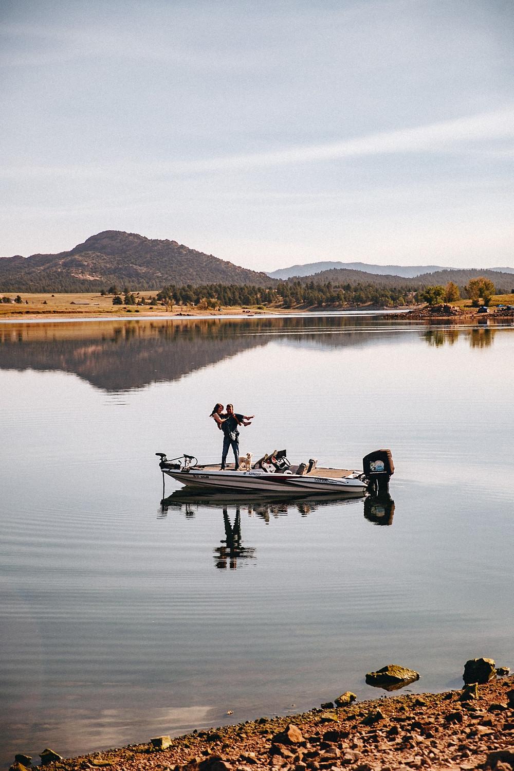 Lake Dillon Engagement Session Inspiration