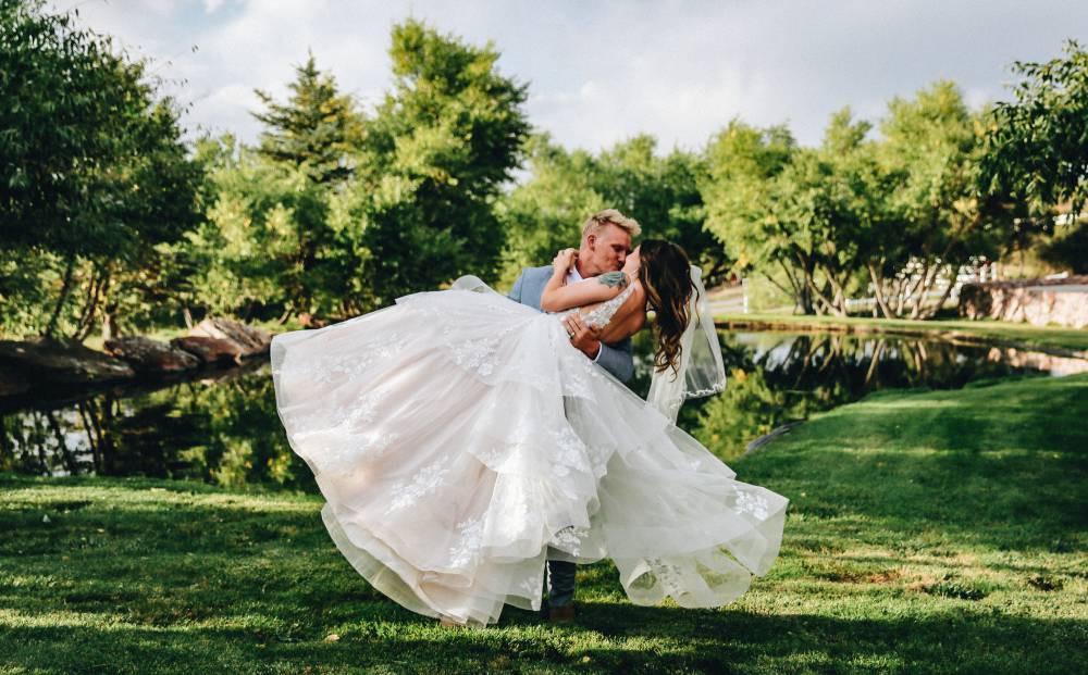 colorado plains wedding